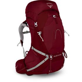 Osprey Aura AG 50 Backpack Women gamma red